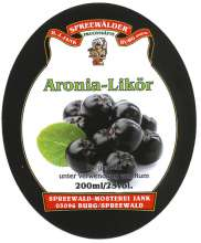 Aronia-Likör