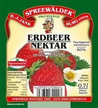 Erdbeer-Nektar