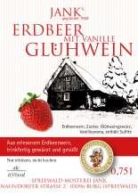 Erdbeer-Vanille-Glühwein