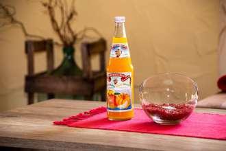 Ein Getränk der Spreewald-Mosterei