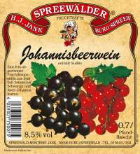 Johannisbeerwein