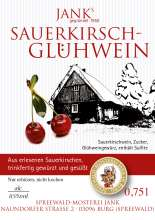 Sauerkirsch-Glühwein