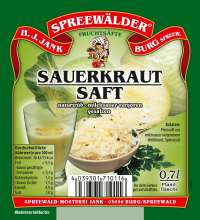 Sauerkraut-Saft